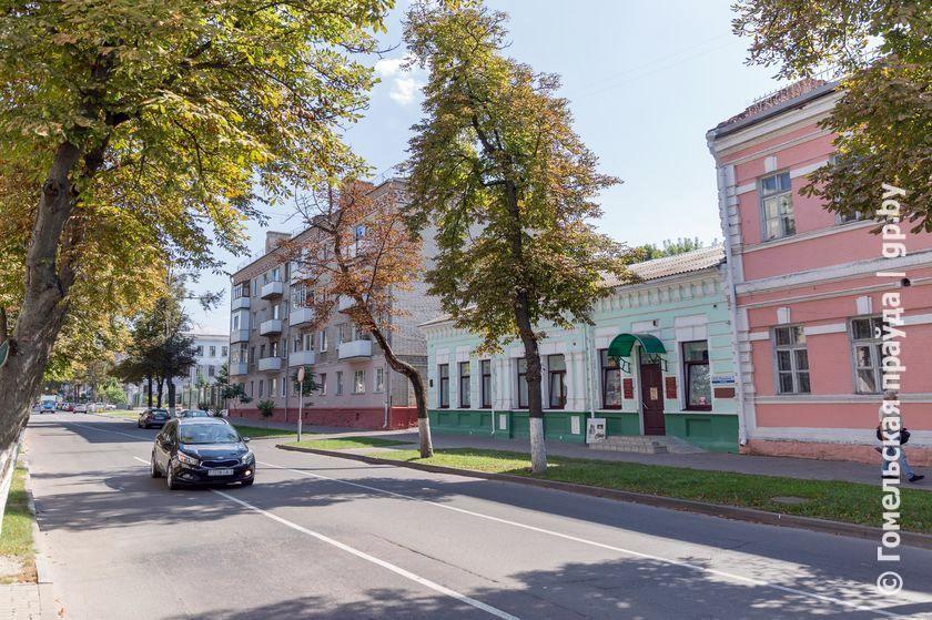 Расширение улицы Пушкина, над которой пролетела информационная утка, никогда не планировалось