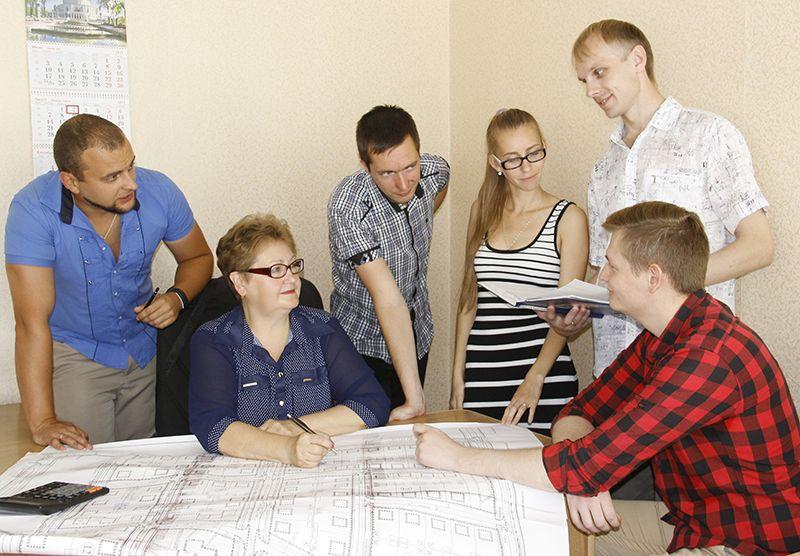 Работа архитектора-градостроителя требует не только точности, но и воображения.