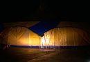 Зрительские трибуны рухнули в цирке-шапито в Заславле: пострадали 6 человек