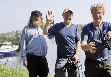 «Из варяг в греки» через Рогачёв: спасатели ОСВОДа «выловили» норвежских путешественников