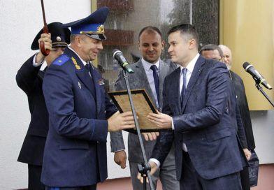 Рогачёвские следователи отметили новоселье