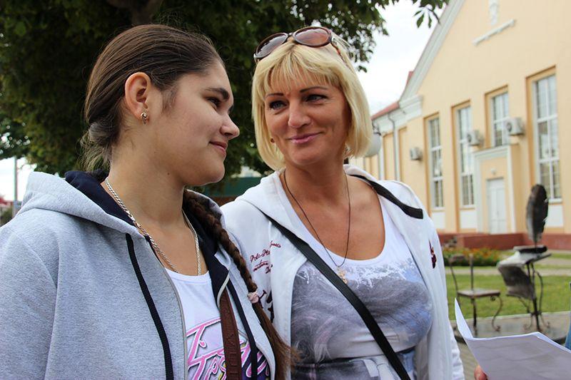Надежда и Людмила ХОДОСОВСКИЕ не пожалели, что поучаствовали  в незапланированном экзамене.