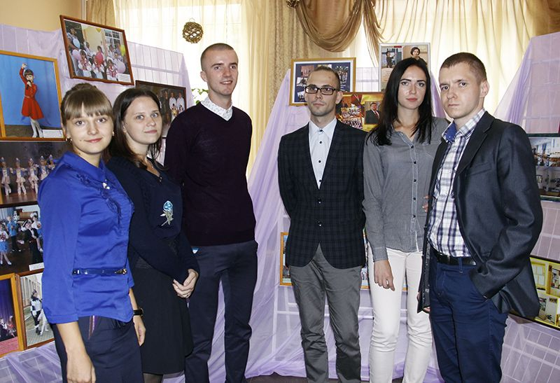 Молодых специалистов 2017 года радушно приняли в педагогическую семью Рогачёвщины.