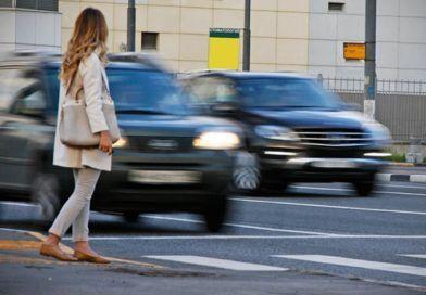 Рогачёвская госавтоинспекция призывает пешеходов быть бдительными