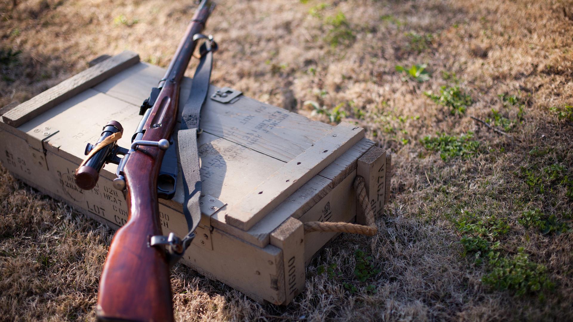 ВРогачевском районе местный гражданин обстрелял пост милиции