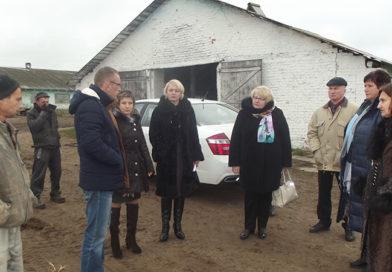 Рогачёвские депутаты побывали в Журавичах