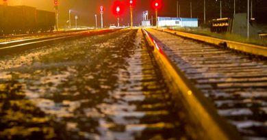 Под Жлобином пассажирский поезд сбил парня из Рогачёвского района
