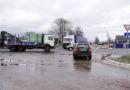 В Рогачёве опасный перекрёсток устал ждать светофора