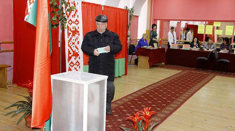 Выборы на Рогачёвщине прошли при высокой явке
