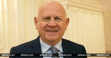 Президент ЕОК с нетерпением ждет открытия II Европейских игр в Беларуси