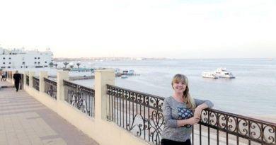 Рогачёвцы за границей. Египет: много солнца, «платные» кондиционеры и отложенные в долгий ящик дела