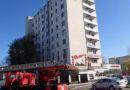 В Гомеле более 120 человек эвакуировали из-за пожара в общежитии
