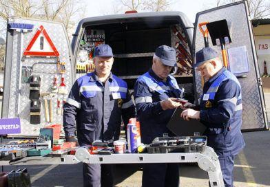 Рогачёвские газовщики ещё не первые, но уже вторые!