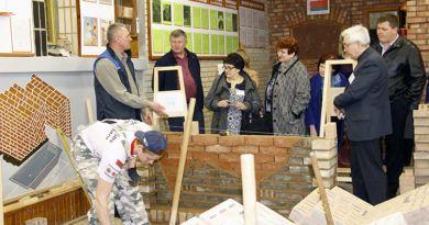 Строители Беларуси и России  встретились в Рогачёве