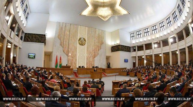 Президент обратится с Посланием к белорусскому народу и Национальному собранию