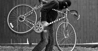 В Рогачёвском районе с начала года похищено шесть велосипедов