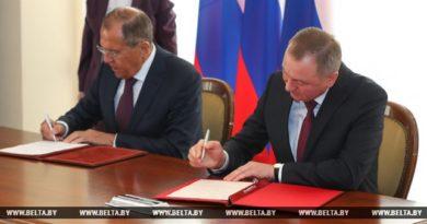 Беларусь и Россия договорились о безвизе для иностранцев на время ЧМ по футболу и II Европейских игр
