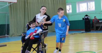 В «Дружной стране» спорт объединил юных рогачёвцев