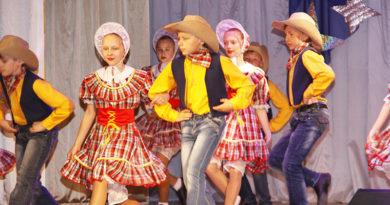 В Рогачёве прошёл отчётный концерт районного центра творчества детей и молодёжи