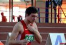 Рогачёвец Степан Чишанков стал лучшим легкоатлетом страны