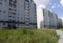 Трава у дома твоего… «Девятки» в Рогачёве зарастают бурьяном