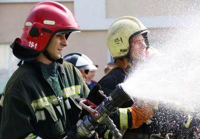 Рогачёвские огнеборцы 165 лет укрощают огонь