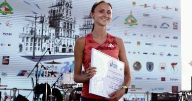 Ольга Мазуренок присоединилась к команде звездных послов II Европейских игр 2019 года