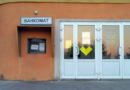 Не уберут, а поставят новый банкомат в Рогачёве на рынке «Восточный»