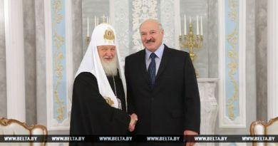 Лукашенко о ситуации в православии: раскол — это всегда плохо