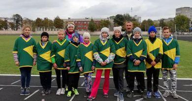 Рогачёвские легкоатлеты – на областном пьедестале