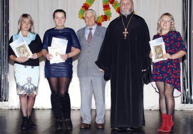 В Рогачёве спели гимн матери