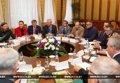 Учрежден Клуб редакторов Беларуси и России