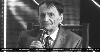 Ушел из жизни композитор Игорь Лученок