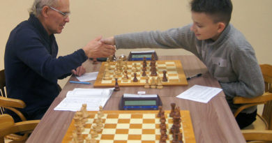 Рогачёвская шахматная осень