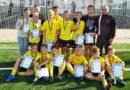 Вторые из шестнадцати: рогачёвские футболисты взяли серебро