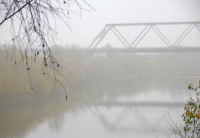 Рогачёв в тумане