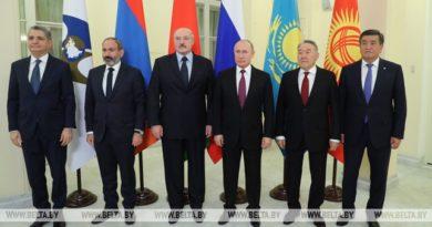 От снятия барьеров до формирования общих рынков — Лукашенко высказался о нерешенных вопросах в ЕАЭС