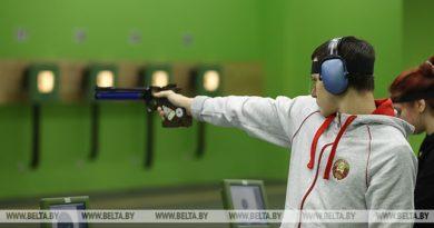 РЕПОРТАЖ: Новый тир белорусских стрелков к II Европейским играм