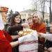 Рогачёвцы встретили зарубежных белорусов