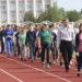 На старт! Внимание! Спортивный праздник в Рогачёве!