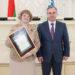 Рогачёвскую ЦРБ отметили  за идеологическую работу
