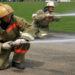 Потолок разрушается, пол просел: здание пожарной части в агрогородке Поболово Рогачёвского района не позволяет спасателям эффективно нести службу
