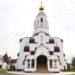 Новые штрихи в строительстве храма в Рогачёве