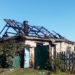 В Рогачёве сгорел жилой дом