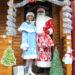 Дед Мороз открыл свою резиденцию в Рогачёвском районе